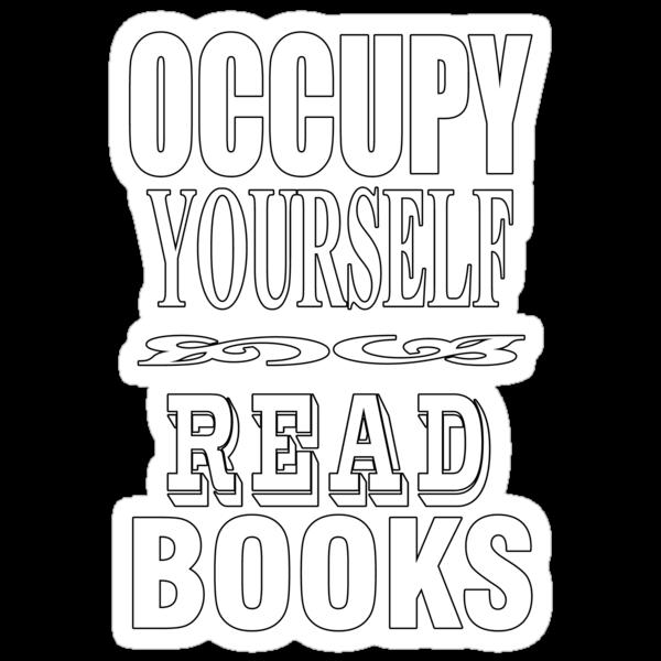 Occupy - read! by BrainCandy