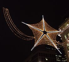 Christmas Lights by Karen Martin