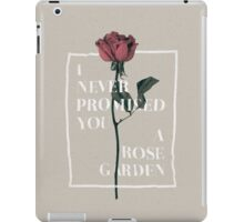 I BEG YOUR PARDON... iPad Case/Skin