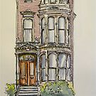 &#x27;The Inn&#x27;, 943 South Van Ness Ave., San Francisco. California. 2010 by Elizabeth Moore Golding