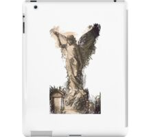 Graveyard Angel 1 iPad Case/Skin