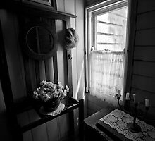 Window into the past by John Morton
