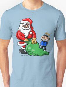 Santa Claus and Good Boy T-Shirt