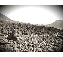 Tenerife. Photographic Print