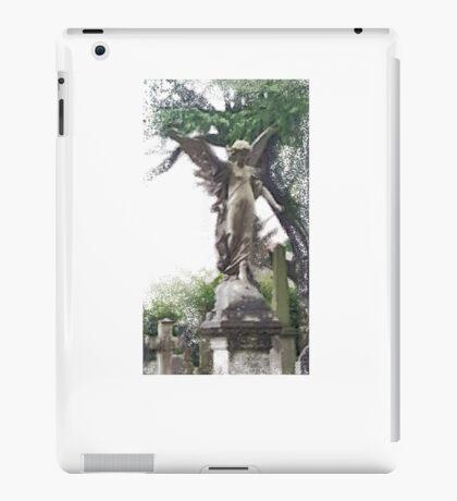 Graveyard Angel 2 iPad Case/Skin