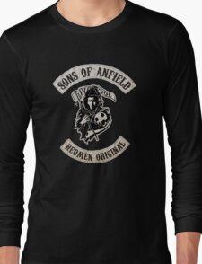 Sons of Anfield - Redmen Original Long Sleeve T-Shirt