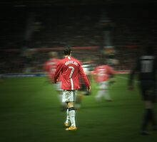 Christiano Ronaldo  by shyam13
