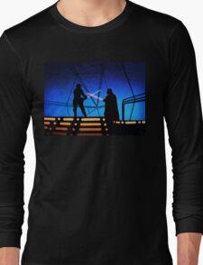 STAR WARS! Luke vs Darth Vader  Long Sleeve T-Shirt
