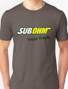 Vape Fresh Unisex T-Shirt
