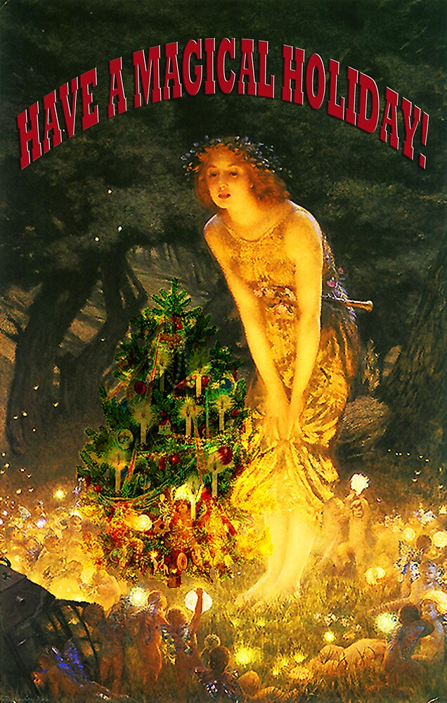 MAGICAL CHRISTMAS by Tammera