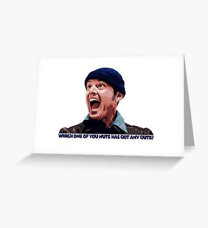 Randle P. McMurphy Greeting Card