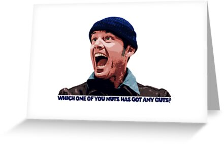 Randle P. McMurphy by casualco