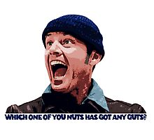 Randle P. McMurphy Photographic Print