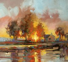 Heridean Trees by scottnaismith