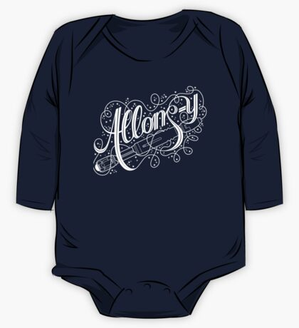 Allons-y! One Piece - Long Sleeve