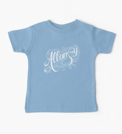 Allons-y! Baby Tee