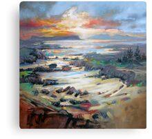 Arisaig Canvas Print