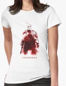 Jason  Womens Fitted T-Shirt