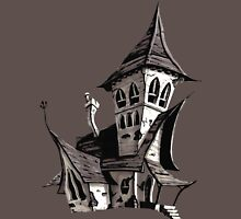 Haunted hause Unisex T-Shirt