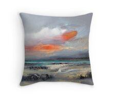 Hebridean Shore 1 Throw Pillow