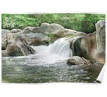 Greenbrier River Stream Poster