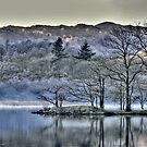 Rydal Water by Natalie Threadingham