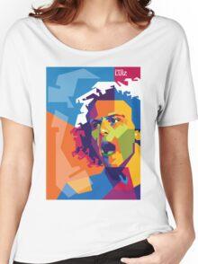 """WPAP - """"David Luiz"""" Women's Relaxed Fit T-Shirt"""
