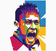 World Cup Edition - Neymar in WPAP T-Shirt