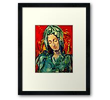 Mary 1 Framed Print