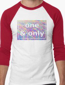 One & Only - Rainbow Men's Baseball ¾ T-Shirt
