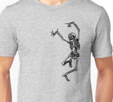 Dancing Skeleton Unisex T-Shirt