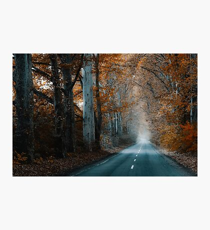 Future Road Photographic Print