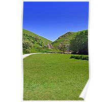 Dovedale, Stepping Stones Area Poster