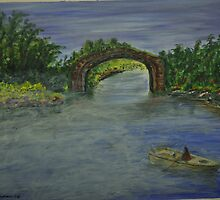The Bridge by Tricia Winwood