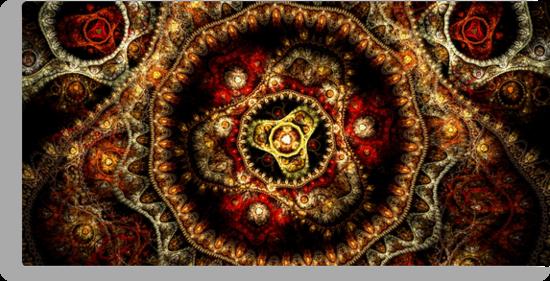 The Amulet by Benedikt Amrhein