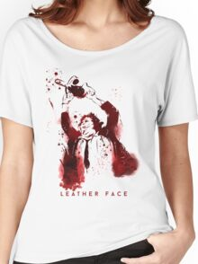 Leatherface - Chainsaw Massacre Women's Relaxed Fit T-Shirt