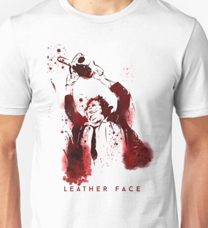 Leatherface - Chainsaw Massacre Unisex T-Shirt