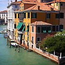 Living Along the Gran Canal, Venice by SeeOneSoul
