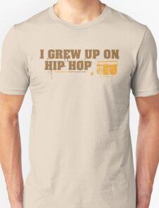 I Grew Up On Hip-Hop: Original Logo T-Shirt