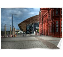 Cardiff Bay Poster