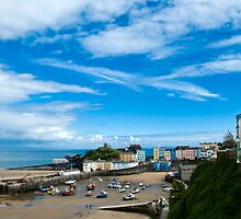 Tenby, Pembrokeshire by Steve Purnell