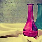 Colored vases by AD-DESIGN