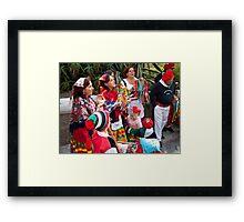 Scialapopolo Framed Print