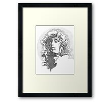 Rock Legend Framed Print