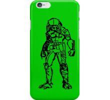 Predator Sketch iPhone Case/Skin