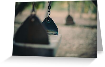 swing in motion by Victor Bezrukov
