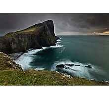 Neist Point Lighthouse Photographic Print