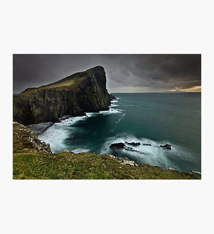 Neist Point Lighthouse Photographic Print