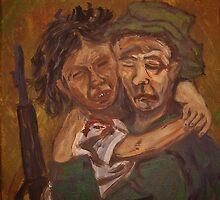 """Tears of War"" by Phil Cashdollar"
