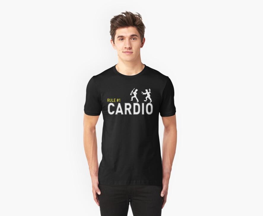 Rule #1 Cardio by Danny Adams